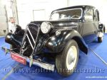 Citroën Traction 11 B  Black '54