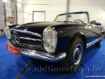 Mercedes-Benz 230SL Black '66