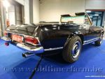 Mercedes-Benz 230SL Black '66 (1966)