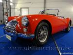 MG  A 1600 Red '60