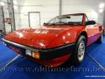 Ferrari Mondial Red Quattrovalvole '85
