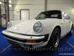 Porsche  911 3.2 G50 Coupé - Open Roof - Grand prix White '87