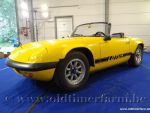 Lotus Elan S 2 Yellow ' 65