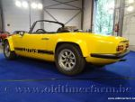 Lotus Elan S2 Yellow '65 (1965)