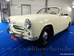 Simca  Aronde Weekend White '56