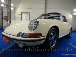 Porsche  911 2.2 S Targa Light Ivory '71