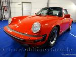 Porsche 911 3.2 Carrera Targa Red '85