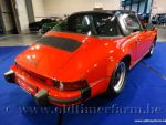 Porsche 911 3.2 Carrera Targa Red '85 (1985)