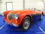 Austin Healey BN 1 Red/Black '55
