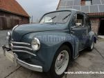 Renault   4CV Blue '56