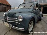 Renault   4CV Blue '56 (1956)