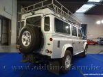 Land Rover Defender TD 4 Grey '07 (2007)
