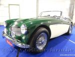 Austin Healey 3000 MKIII Green/White '66