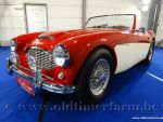 Austin Healey 3000 MKI Red/White '61