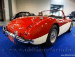 Austin Healey 3000 MKI Red/White '61 (1961)