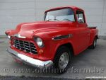 Chevrolet  Apache V8 Red '56