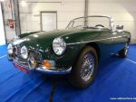MG B LHD Britisch Racing Green '63