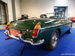 MG B LHD Britisch Racing Green '63 (1963)