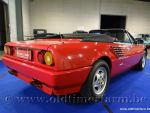 Ferrari  Mondial Cabriolet Red '86 (1986)