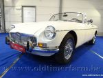 MG B LHD White '71 (1971)