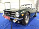 Triumph TR 6 Green '74