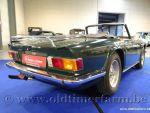 Triumph TR 6 Green '74 (1974)