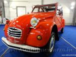 Citroën 2CV AZKA Red '89