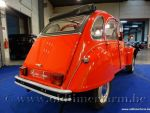 Citroën 2CV AZKA Red '89 (1989)