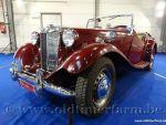 MG  TD LHD Bordeaux '52