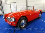 Austin Healey 3000 MKI Red '61