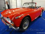 Triumph TR 4 IRS Red '67