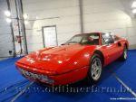 Ferrari 328 GTS Red '86 ref.2231