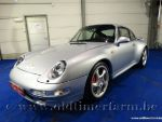 Porsche 911-993 Turbo Grey/Black '95 (1995)
