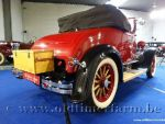 Willys Overland Whippet 96A '29 (1929)