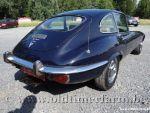 Jaguar E-Type Series 3 V12 FHC Coupé 2+2 Dark Blue '73 (1972)