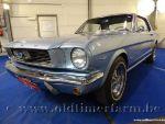 Ford Mustang V8 Blue '66