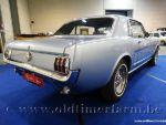 Ford Mustang V8 Blue '66 (1966)