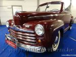 Ford Super Deluxe Burgundy '46