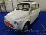 Fiat 500 Giardiniera White '66