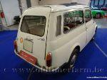Fiat 500 Giardiniera White '66 (1966)