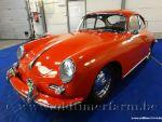 Porsche 356 B T6 Red '63