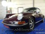 Porsche 911 2.4 E Purple '72