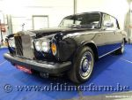 Rolls Royce Silver Shadow II Blue '79