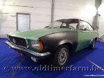 Opel Rekord C 1900 Green '77