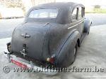 Buick Sedan 61 Black '39 (1939)