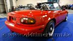 Mazda MX 5 Miata Red '92 (1992)