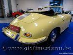 Porsche 356 B T5 Cabriolet Ivory '61 (1961)