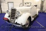 Ford Model B Roadster V8 White '35