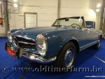 Mercedes-Benz 280SL Pagode Blue '70