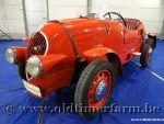 Simca 5 Le Mans 'Gordini' Red '38
